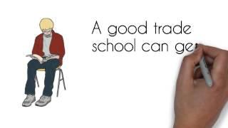 Enrolling at a Trade School