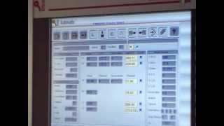 Симуляция процесса гибки - листогибочный пресс Deratech серия ULTIMA(Высокоточные листогибочные пресса и гильотинные ножницы ф. Deratech (Бельгия) -- http://www.deratech.be/ Эксклюзивный..., 2014-02-05T06:53:28.000Z)