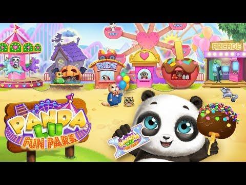 panda lu fun park - amusement rides & pet friends hack