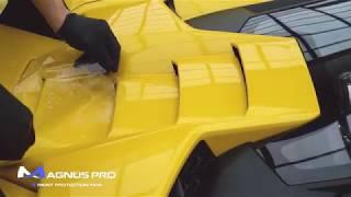 Lamborghini Huracan Performante x MAGNUS PRO Paint Protection Film PPF