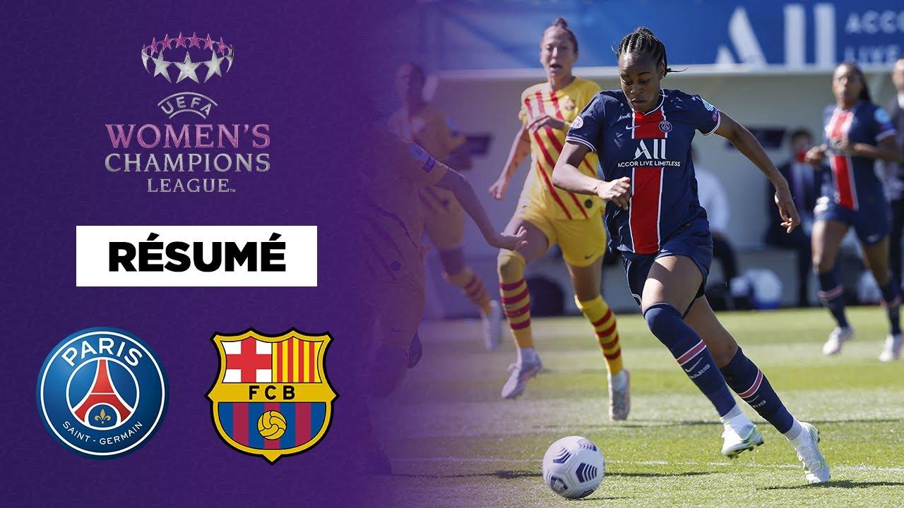 Download 🏆⚽️ Résumé - Champions League (F) : Tout se jouera à Barcelone pour les Parisiennes