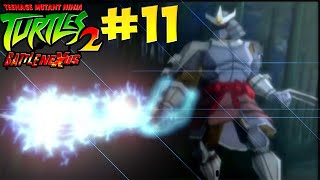 ''TMNT 2: Battle Nexus'' Прохождение - #11 (Феодальный Шреддер и Бомбёшь)