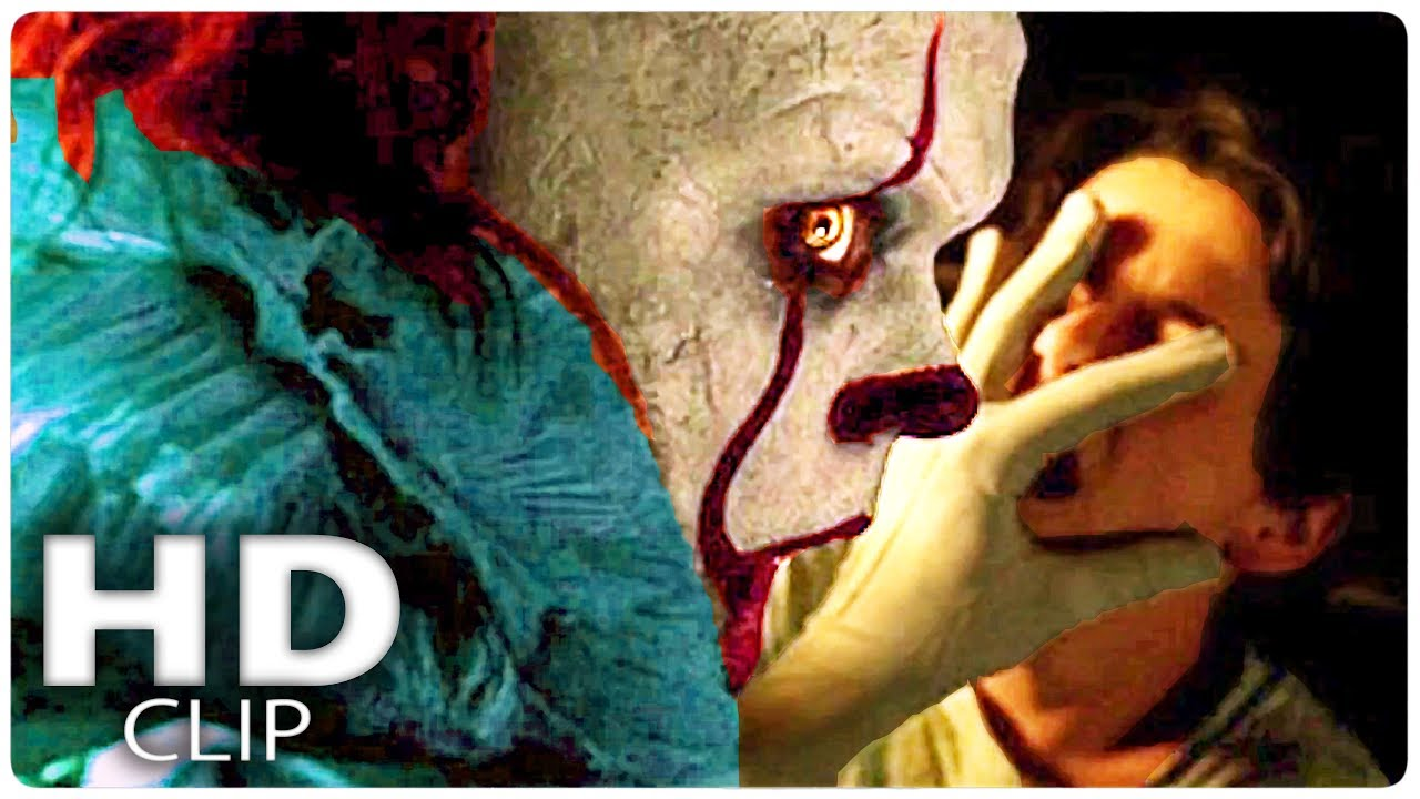 IT: All Clips from the Movie (2017) - YouTube