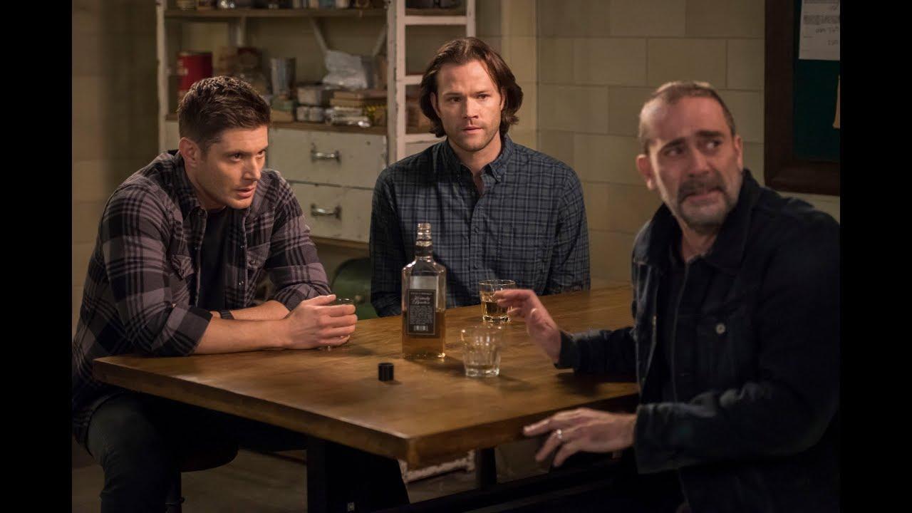 Download Supernatural 14X13 | John Winchester Family Reunion Scene |