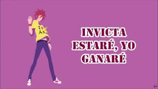 karaoke - THIS GAME - NO GAME NO LIFE - español - version ilonquen