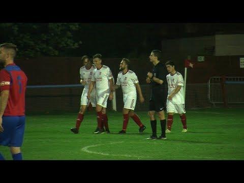 Highlights: Lincoln United 5-2 Loughborough Dynamo