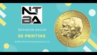 Brandon Edgar - Mining Pools & 3D Printing