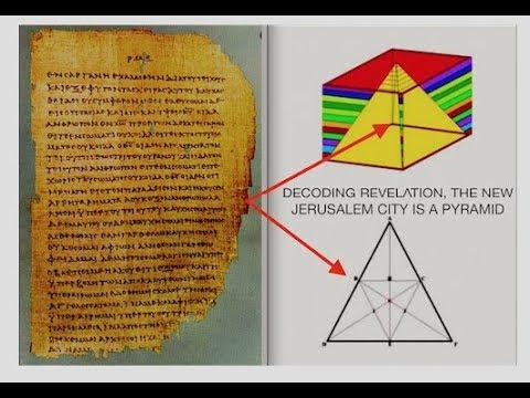 Revelation Decoded, New Jerusalem City Blueprints & Great Tribulation Dates Uncovered