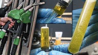 Olej 2t do Diesla proporcje 1:200 Warto? Test