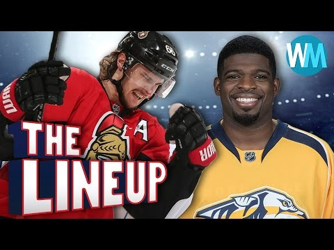Top 10 Most Exciting Current NHL Players- The Lineup Ep. 11