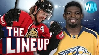 Top 10 Most Exciting Current NHL Players- The Lineup Ep. 11 thumbnail