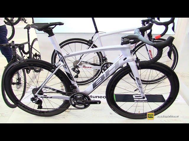 2019 BH Bicycles G7 Pro Road Bike - Walkaround - 2018 Eurobike