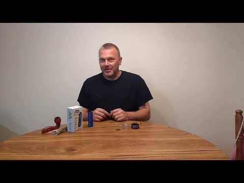 Apx dry herb wax & oil handheld vaporizer $60