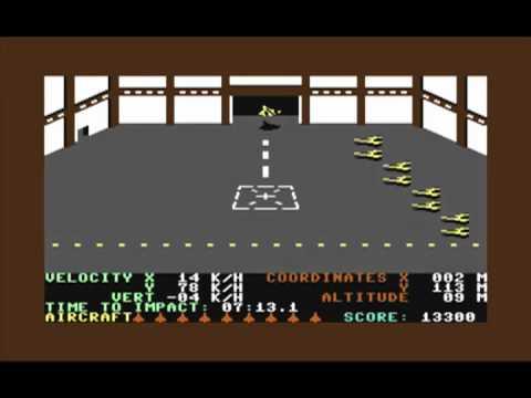 Raid Over Moscow - C64 (Access 1984)