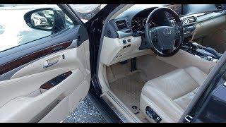 Скачать Лексус ЛС460 Lexus LS460 Прощай V8