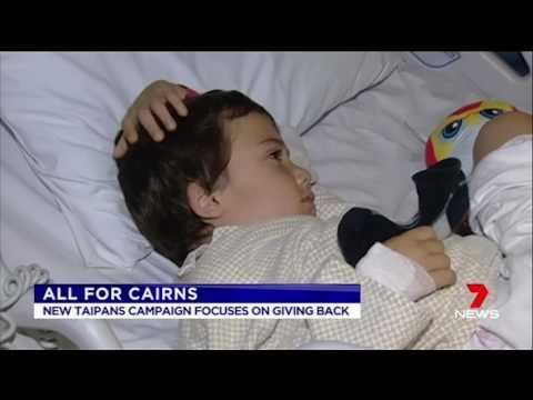 7 Local News Cairns - Sport 15/09/16
