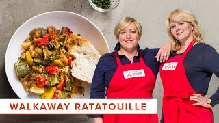 How to Make The Easiest Ratatouille