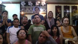 MISS UNIVERSE 2013 The Fan Reaction for Miss Phlippines