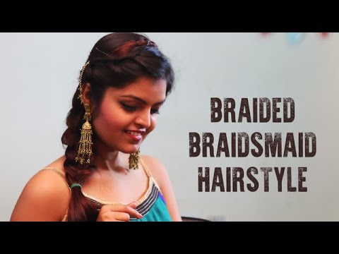 How to: Braided Bridesmaid Hairstyle thumbnail