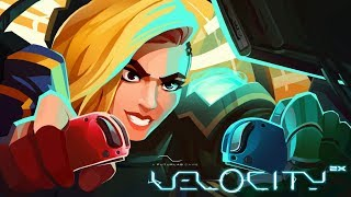 Velocity 2x (Switch) First 36 Minutes on Nintendo Switch - First Look - Gameplay