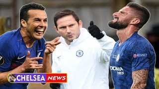 Frank Lampard Plans To Have Two Players Leave The Blue - Chelsea Fc Tranfer News