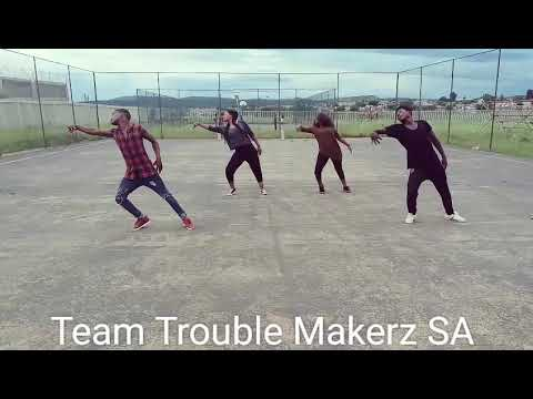Team Trouble makerz SA Mlindo The Vocalist - Amablesser