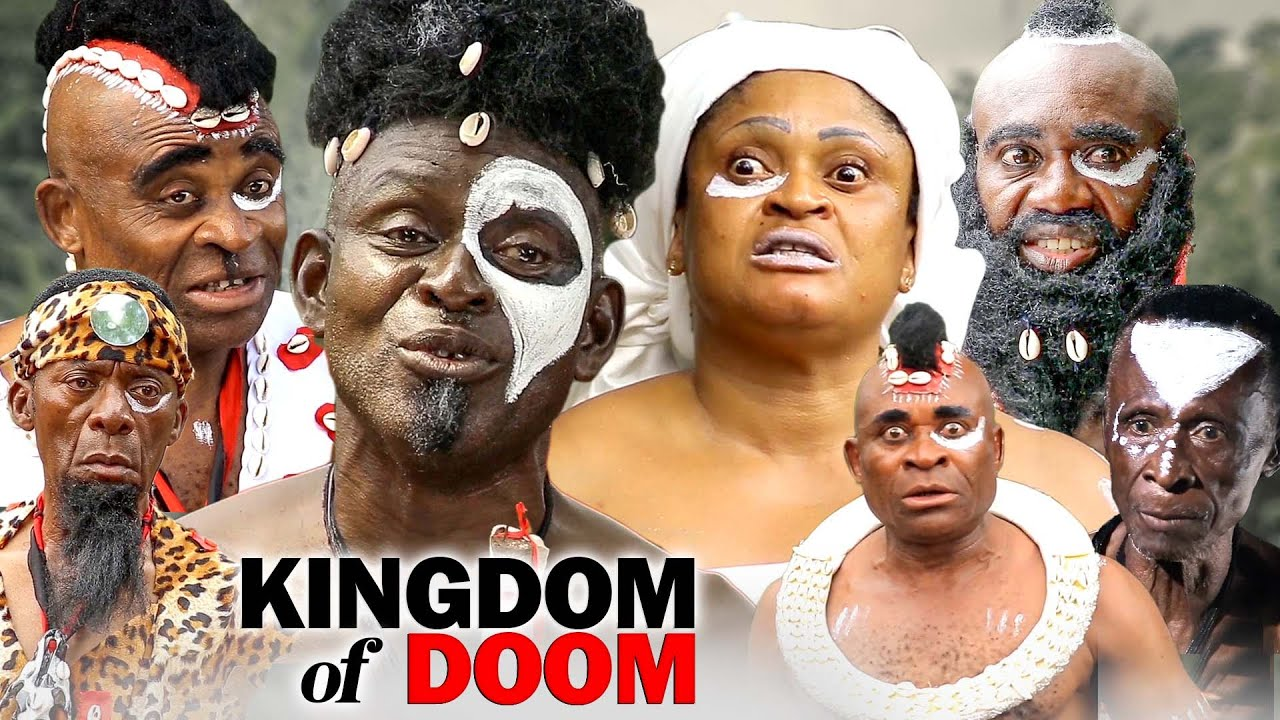 Download KINGDOM OF DOOM Complete 3&4 (New Epic Movie) JOYCE KALU 2021 LATEST NIGERIAN MOVIE/ NOLLYWOOD MOVIE