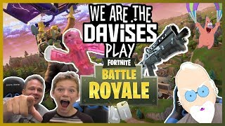 Epic Battles | Fortnite EP-9 | We Are The Davises Gaming