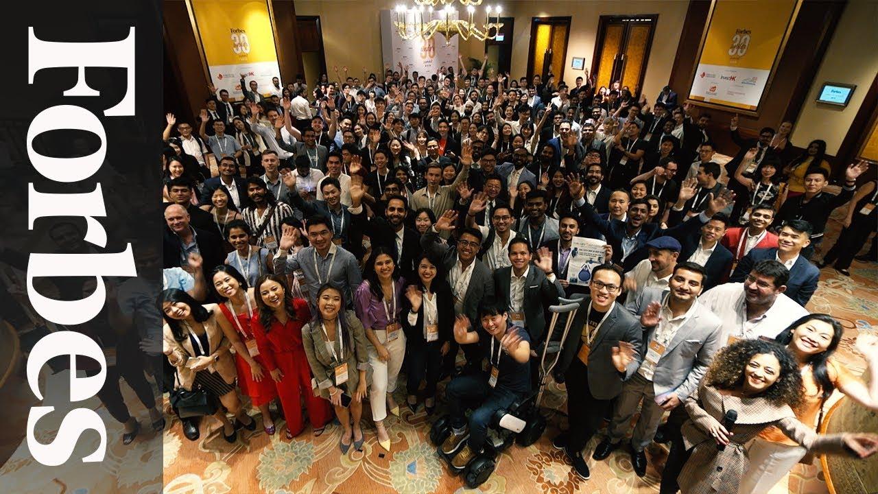 2019 Forbes Under 30 Summit Asia