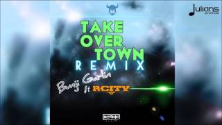 "Bunji Garlin ft. R City - Take Over Town (Remix) ""2016 Soca"" (Prod. By Stadic)"