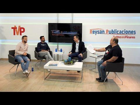 Tertulia deportiva 'Del Plantío a los Pajaritos' con el C.P. Salas como protagonista