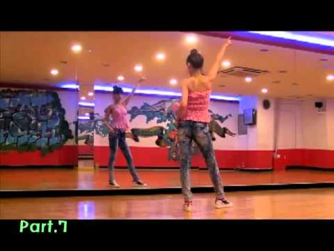 T-ara - Roly Poly Dance Tutorial Part 3