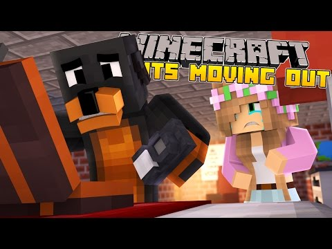 Minecraft - Little Kelly Adventures : DONUTS MOVING AWAY!