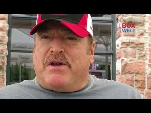 Interview with  Steve Smoger (International Boxing Hall of Fame Referee)