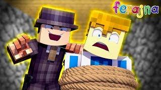 PORWAŁEM DOKNESA NA PRZESŁUCHANIE! | Minecraft FERAJNA