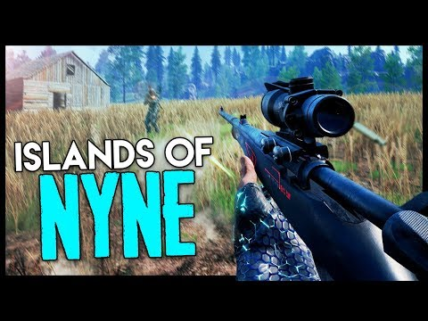 THE Battle Royale for CSGO & Hardcore FPS Players! - Islands of Nyne Battle Royale Gameplay 2018