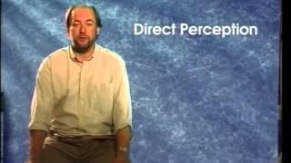 Direct perception - Gibson