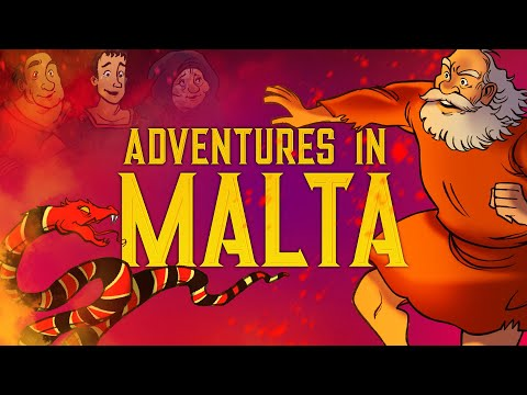 Apostle Paul Adventures In Malta - Acts 28 | Sunday School Lesson For Kids | HD | Sharefaithkids.com
