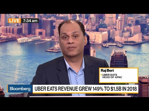 Uber Eats's Beri: Asia-Pacific a Massive Part of Our Growth Globally