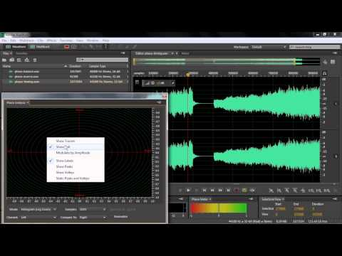 Adobe Audition CC Tutorial | Analyzing And Fixing Phase Issues