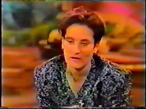 k.d.lang - Wash Me Clean / Interview 1992