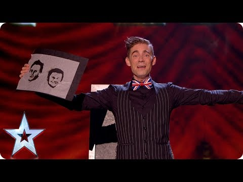 Matt Edwards still has burning love for Ant & Dec | Grand Final | Britain's Got Talent 2017