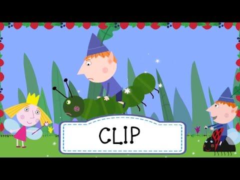 Ben y Holly - Bety oruga (Clip 2)