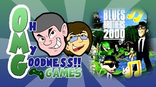 Blues Brothers 2000 - Oh My Goodness Games
