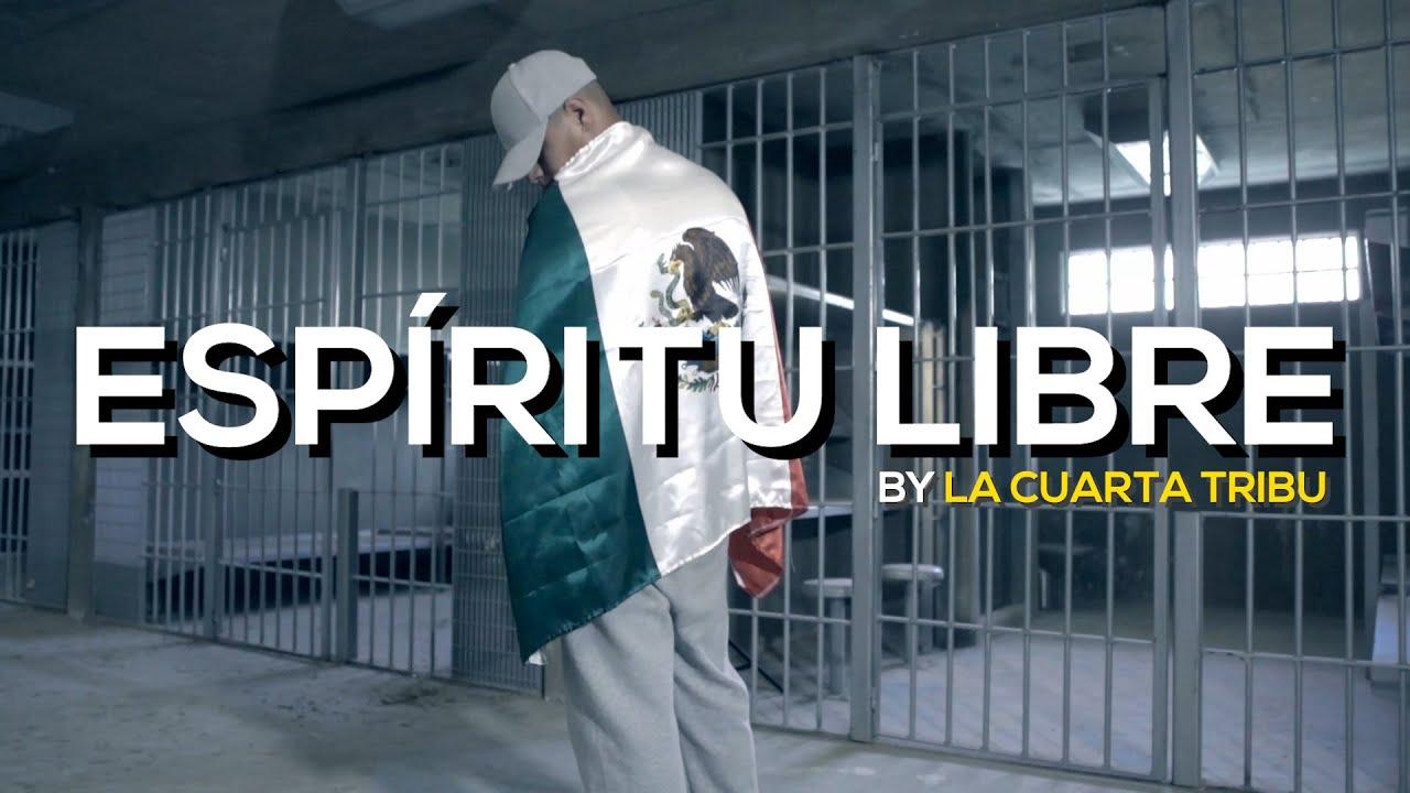 Espíritu Libre - La Cuarta Tribu (Canción desde la cárcel)