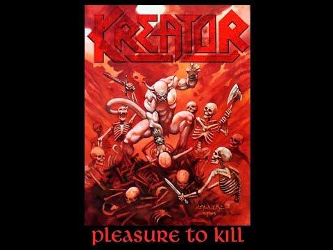 Kreator - Pleasure To Kill (1986 FULL ALBUM)