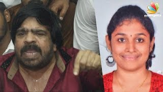 T Rajendar blasts Jayalalitha and Stalin | Infosys Swathi Murder Case, DMK, ADMK | Speech