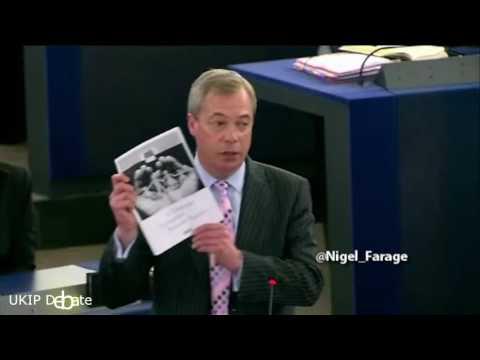 Nigel Farage Was Right - Merkel Should Take Responsibility - Failed EU Asylum Policy