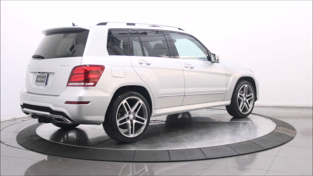 2014 mercedes benz glk350 4matic amg sport suv youtube for Mercedes benz glk350 amg