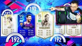 Duet MARZEŃ BARCELONY 💪 FIFA 19 DRAFT / DEV
